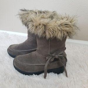 Sorel Northern Lite  Suede Winter Boots